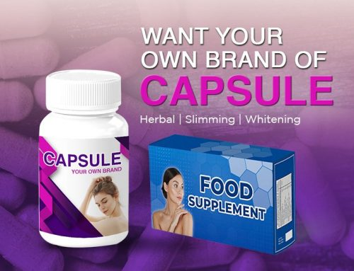 Own Brand Capsule Manufacturer Philippines